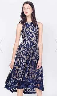 🚚 Fayth Quin Lace Dress (S)