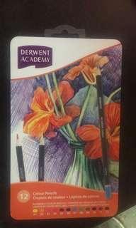 Derwent Academy Colored Pencils