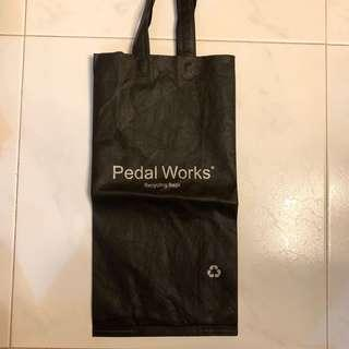 Pedal Works Recycling Bag