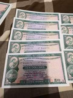 1982年$10
