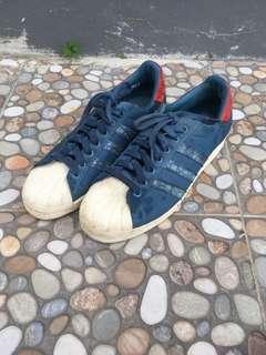 Adidas Superstar 80s Animal Oddity Blue