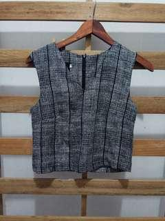 Simple woman top