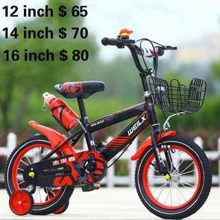 🚚 Children's bicycle