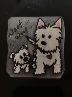 Dog Cute Pin
