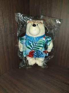 Summer bear toy