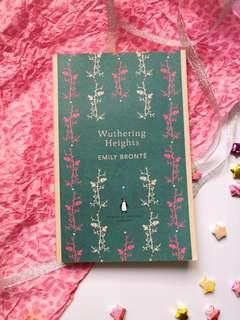 Emily Bronte - The Wuthering Height, Classic English Novel