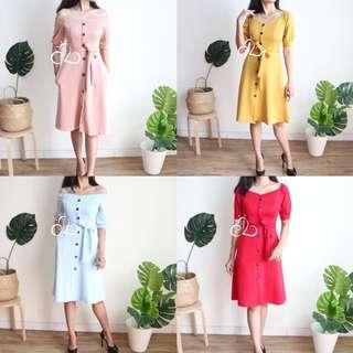 Dress bangkok premium