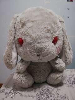 可愛兔仔毛公仔