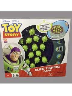 三眼仔 toy story 夾娃娃機抓娃機釣魚玩具總動員親子互動 遊戲