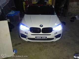 Mobil mobilan anak BMW