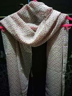 pasmina/scarf floral