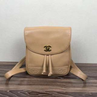 465e4cc12d08 Chanel Big CC Caviar Backpack