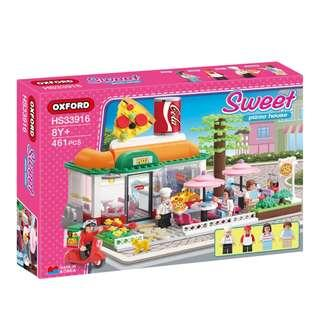 OXFORD - HS33916 - Sweet - 薄餅店 (Sweet - Pizza House)
