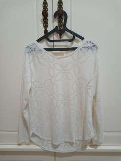 White Tshirt H&M