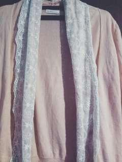 🌻~knit lace outer