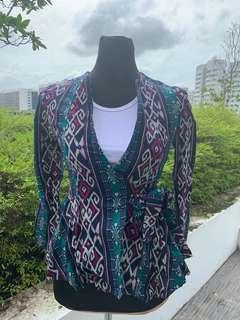 Kimono Batik