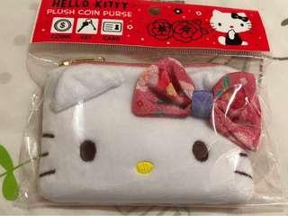 Hello Kitty 散子包連卡片