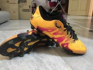 Adidas X15.1 Football boots (UK 8 US 9) c0e921a98571f