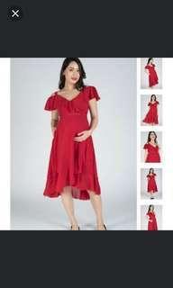 🚚 Eat Jump Cry Maternity / Nursing Dress