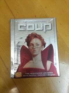 Board games: COUP