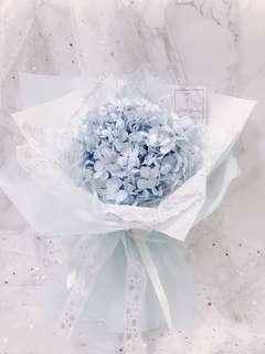 Hydrangea Bouquet: Hope