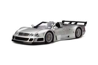 全新GT Spirit 1/18 Mercedes Benz CLK GTR Roadster