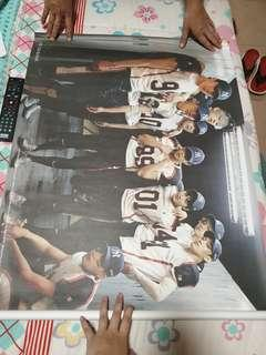 Exo Love Me Right Official Poster