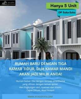 Town house syariah pertama di pamulang
