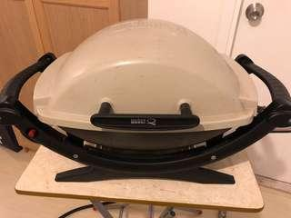 Weber BBQ Q100 Gas Barbeque