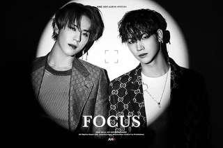 JUS2 ( GOT7 ) - FOCUS