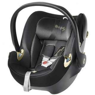 READY STOCK 👉 CYBEX Aton Q Infant Carrier Fashion Series JEREMY SCOTT🕊🕊❤
