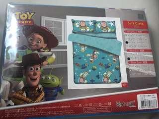 Cottex Toy Story 巴斯光年 雙人床笠連枕頭套
