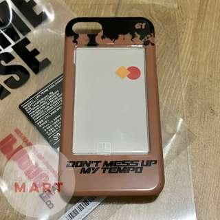 OFFICIAL EXO DON'T MESS UP MY TEMPO CHANYEOL #61 iPhone 7 or 8 Case