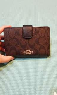 🚚 Coach small wallet