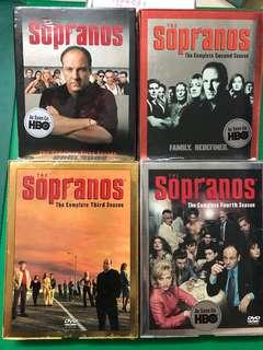 🚚 Sopranos TV series & more popular shows