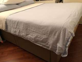 Sealy pillowtop mattress 絲漣床褥