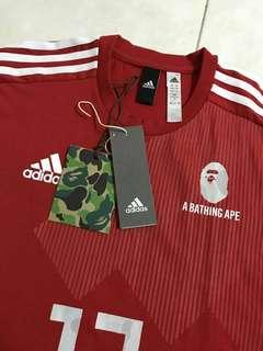 Adidas x Bathing Ape World Cup 2018 Winning Collection
