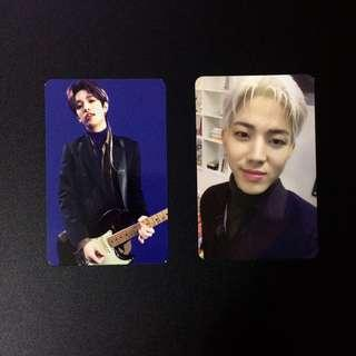 Day6 Jae and Dowoon pcs