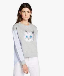 Karl Lagerfeld x Yoni Alter blouse