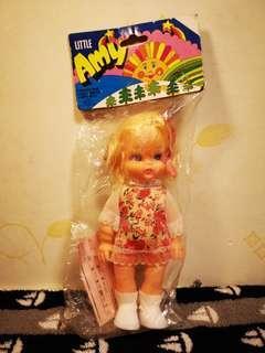 全新未開封7O年代香港製可愛甜美娃娃😍已稀少