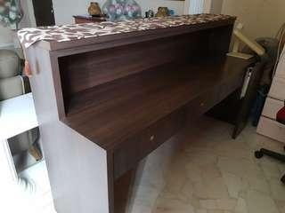 Long Office Table Wooden