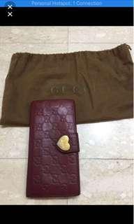 Sale! Authentic Gucci purse wallet