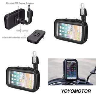 🚚  MotorcycleWaterproof hp pouch holder👍👍👍