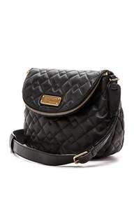 Authentic MARC BY MARC JACOBS Quilted Leather Natasha crossbody bag