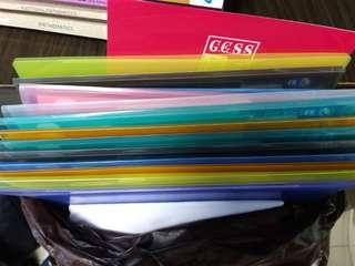 🚚 GESS flat files, FCE coat, notebooks, graph book (GIVING AWAY FOR FREE)