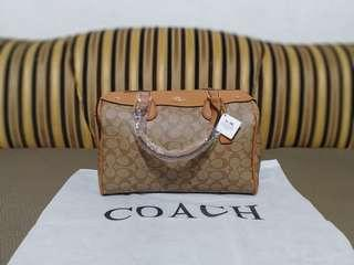 Coach Doctors Bag