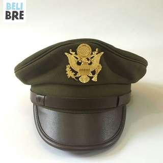 US WW2 Pilot Hat ( Replika )