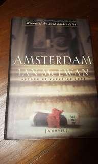 Amsterdam by Ian McEwan (hardcover)
