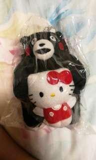 Kumamon 熊本熊 x Hello Kitty