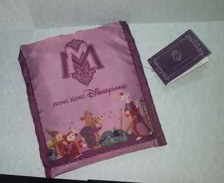Hong Kong Disneyland  Mistic Manor  迷離莊園  eco bag 環保袋 Albert 阿拔 包郵